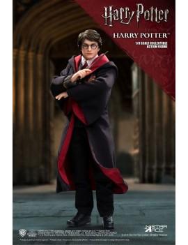 Harry Potter Real Master Series Action Figure 1/8 Harry Potter 2.0 Uniform Ver. 23 cm