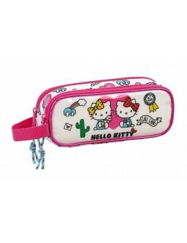 Hello Kitty Double Pencil Case Girl Gang 21 cm