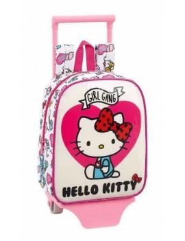 Hello Kitty Mini Trolley Girl Gang 28 cm