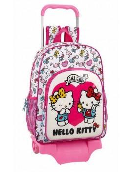 Hello Kitty Trolley Girl Gang