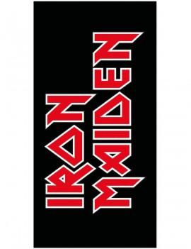 Iron Maiden Towel Logo 150 x 75 cm