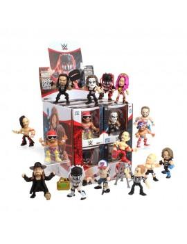 WWE Action Vinyls Mini Figures 8 cm Wave 1 Display (12)