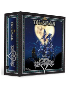 Kingdom Hearts Board Game Talisman *English Version*