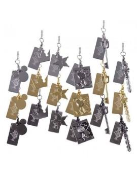 Kingdom Hearts Diecast Mini Charm Collection 10 cm Assortment (18)