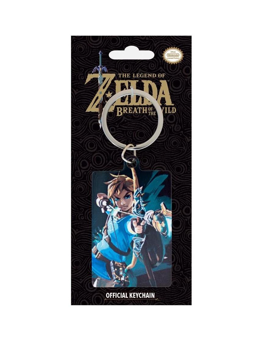 Legend of Zelda Breath of the Wild Metal Keychain Cover 6 cm
