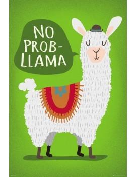 Llama Poster Pack No Probllama 61 x 91 cm (5)