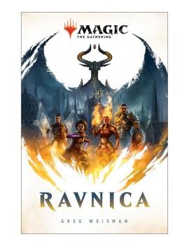 Magic the Gathering Book Ravnica by Greg Weisman *English Version*