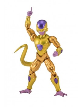 Dragon Ball Super Dragon Stars Action Figure Golden Frieza 17 cm