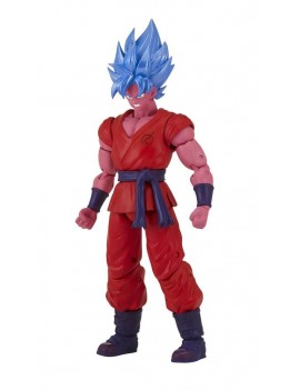 Dragon Ball Super Dragon Stars Action Figure SSGSS Goku Blue Kaioken 17 cm