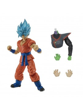 Dragon Ball Super Dragon Stars Action Figure Super Saiyan Blue Goku 17 cm