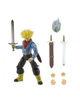 Dragon Ball Super Dragon Stars Action Figure Super Saiyan Future Trunks 17 cm