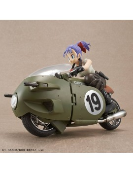 Dragonball Figure-rise Mechanics Plastic Model Kit Bulma's Variable No. 19 Motorcycle 16 cm