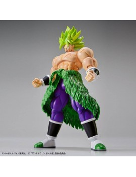 Dragonball Super Figure-rise Standard Plastic Model Kit Super Saiyan Broly Fullpower 15 cm