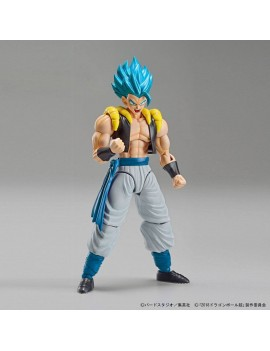 Dragonball Super Figure-rise Standard Plastic Model Kit Super Saiyan God Super Saiyan Gogeta 15 cm
