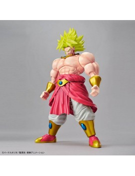 Dragonball Z Figure-rise Standard Plastic Model Kit Legendary Super Saiyan Broly 15 cm