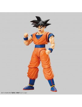 Dragonball Z Figure-rise Standard Plastic Model Kit Son Gokou 15 cm
