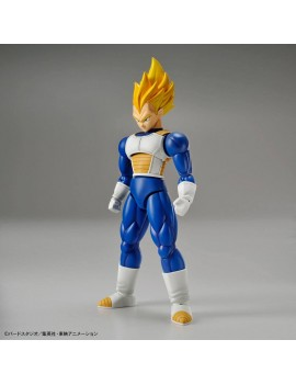 Dragonball Z Figure-rise Standard Plastic Model Kit Super Saiyan Vegeta 15 cm