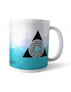Magic the Gathering Mug GOR Fractal Azorius