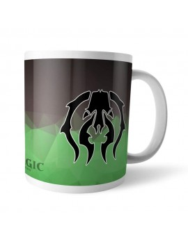 Magic the Gathering Mug GOR Fractal Golgari