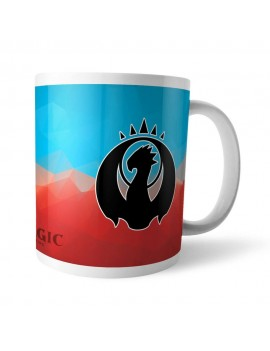 Magic the Gathering Mug GOR Fractal Izzet