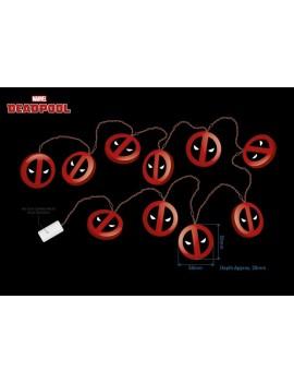 Marvel 3D String Lights Deadpool