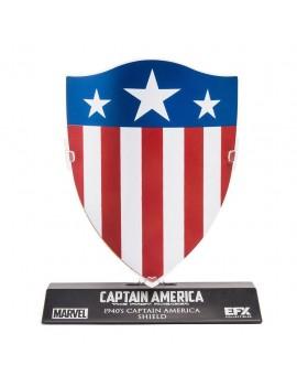 Marvel's Captain America Replica 1/6 Captain America's 1940's Shield LC Excl. 10 cm