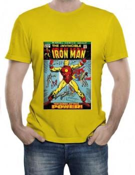 Marvel Comics T-Shirt Iron Man