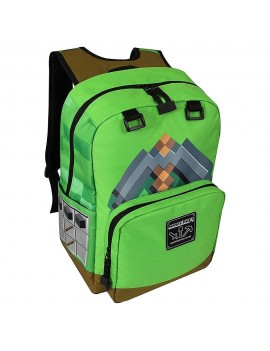 Minecraft Backpack Pickaxe