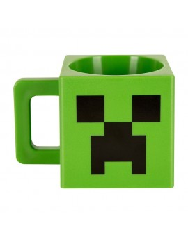 Minecraft Mug Creeper Face PVC
