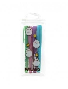 Molang Pens 4-Pack