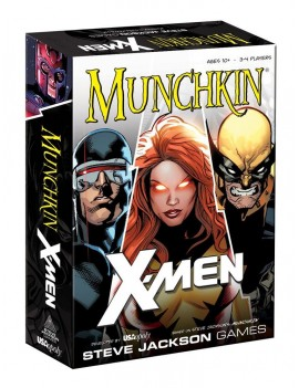 Munchkin Card Game X-Men *English Version*