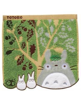My Neighbor Totoro Mini Towel Acorn Tree 25 x 25 cm