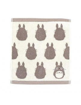 My Neighbor Totoro Mini Towel Grey Totoros 33 x 36 cm
