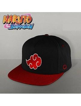 Naruto Snap Back Cap Akatsuki