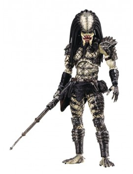 Predator 2 Action Figure 1/18 Shaman Predator Previews Exclusive 11 cm