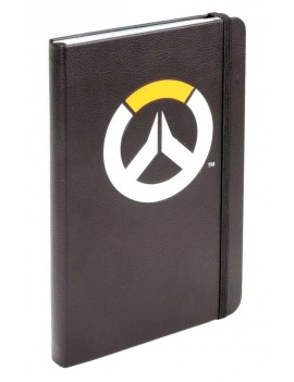 Overwatch Hardcover Ruled Journal Logo
