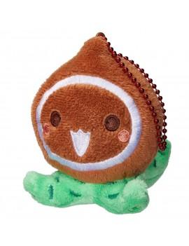 Overwatch Plush Hanger Pachimari Christmas (Gingermari) 4 cm