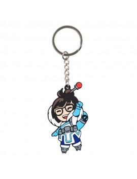 Overwatch Rubber Keychain Mei 4 cm