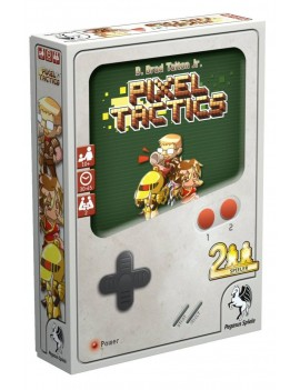 Pixel Tactics Card Game *German Version*