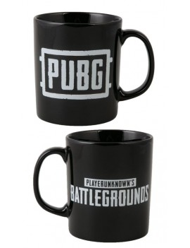 Playerunknown's Battlegrounds (PUBG) Mug Logo