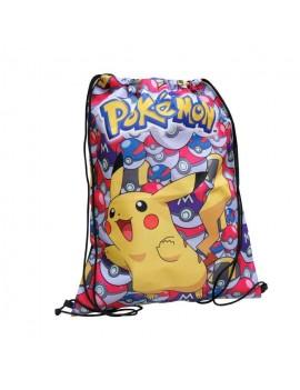 Pokemon Gym Bag Pikachu 35 cm