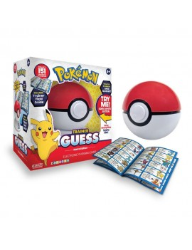 Pokémon Electronic Guessing Game Trainer Guess Kanto Edition *German Version*