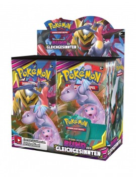 Pokémon Sun and Moon 11 Unified Minds Booster Display (36) *German Version*