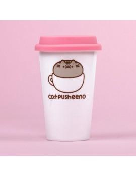 Pusheen Travel Mug Catpusheeno