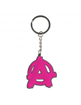 Rage 2 Metal Keychain Anarchy