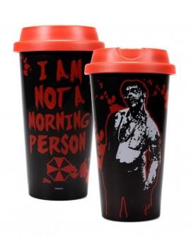 Resident Evil Travel Mug Morning Person