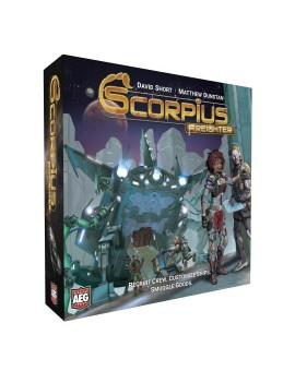 Scorpius Freighter Board Game *English Version*