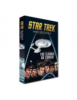 Star Trek Graphic Novel Collection Vol. 10: Classic UK Comics Part 1 Case (10) *English Version*