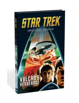 Star Trek Graphic Novel Collection Vol. 14: Vulcan's Vengeance Case (10) *English Version*