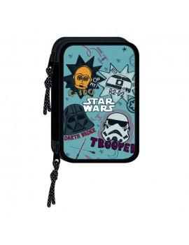 Star Wars 28-Piece Double Pencil Case Astro